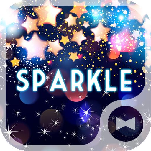 Sparkle Star Wallpaper Icon