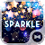 Sparkle Star Wallpaper file APK Free for PC, smart TV Download