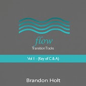 Flow Transition Tracks, Vol. 1 (Key of C and A)