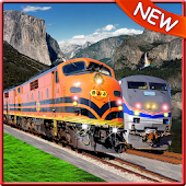 World Train Driving 3D Android APK Download Free By Interactive Games