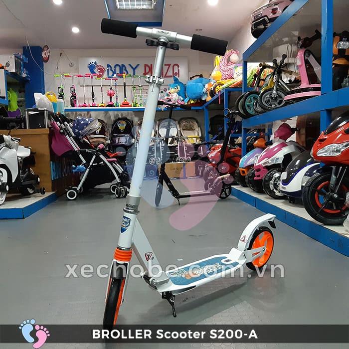 Xe trượt Scooter 2 bánh Broller S200A 5
