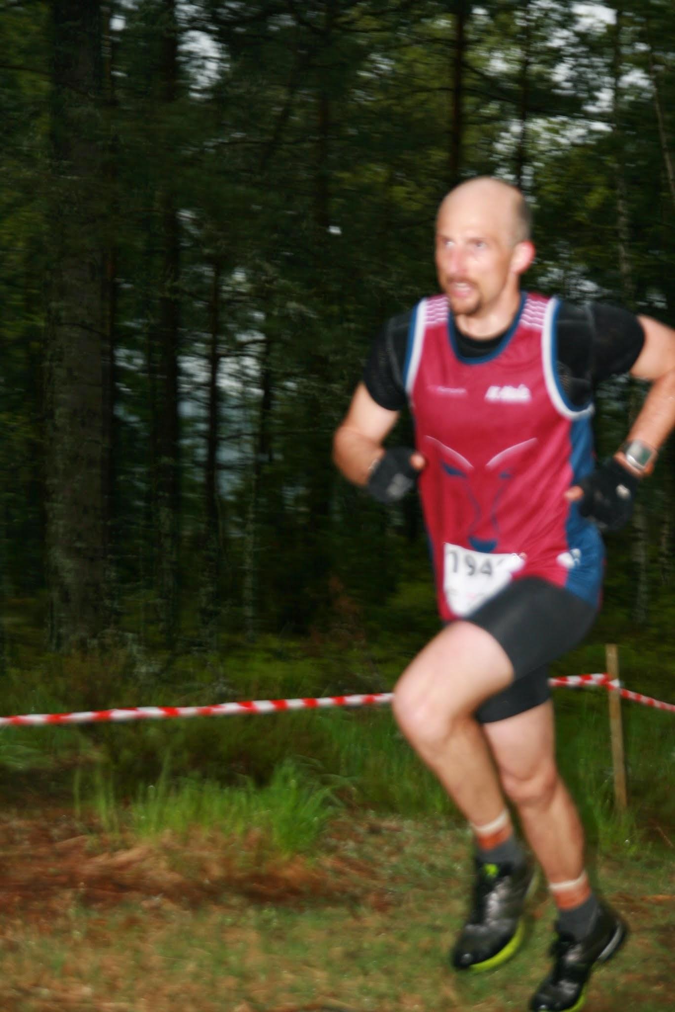 Photo: Henrik Pilvinge 2:a plats. Ska bli intressant att se honom på Kullamannen inom kort-