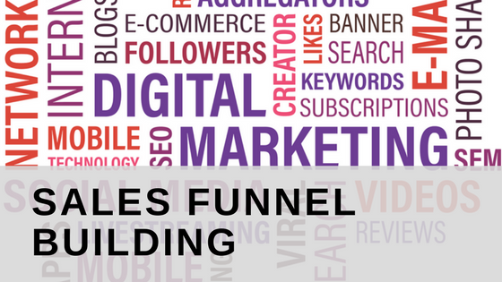 How to build a sales funnel, sales funnels, marketing funnels