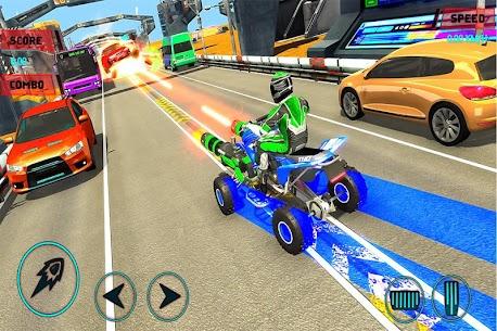 ATV Quad Bike Racing Simulator: Bike Shooting Game 6