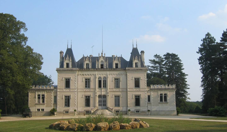 Château Indre-et-Loire