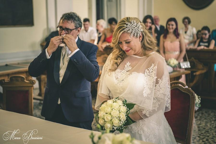 Свадебный фотограф Marco Bresciani (MarcoBresciani). Фотография от 29.12.2018