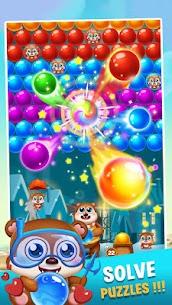 Bubble Shooter Brown Bear 2