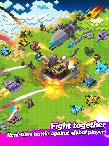 Merge Warfare 2.3.39 screenshots 15