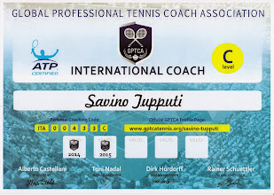 Photo: International Coach ATP Certified
