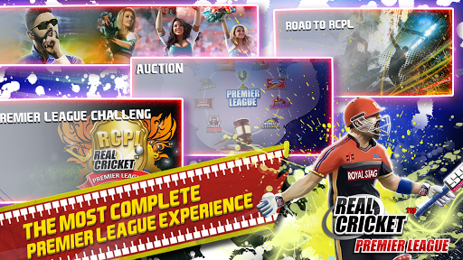 Real Cricketu2122 Premier League 1.1.2 screenshots 13