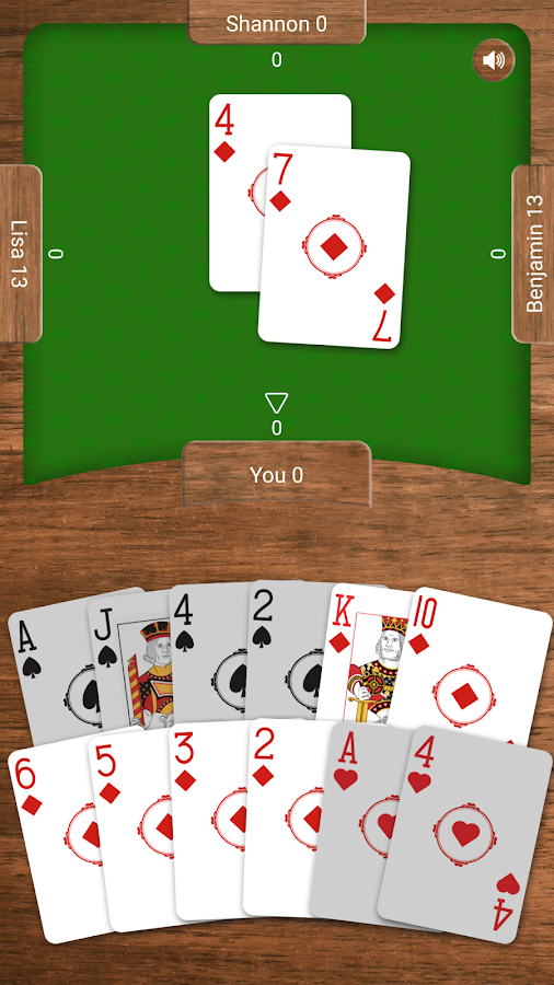 Hearts - Queen of Spades- screenshot
