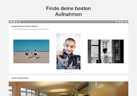 EyeEm - Foto Filter Kamera Screenshot