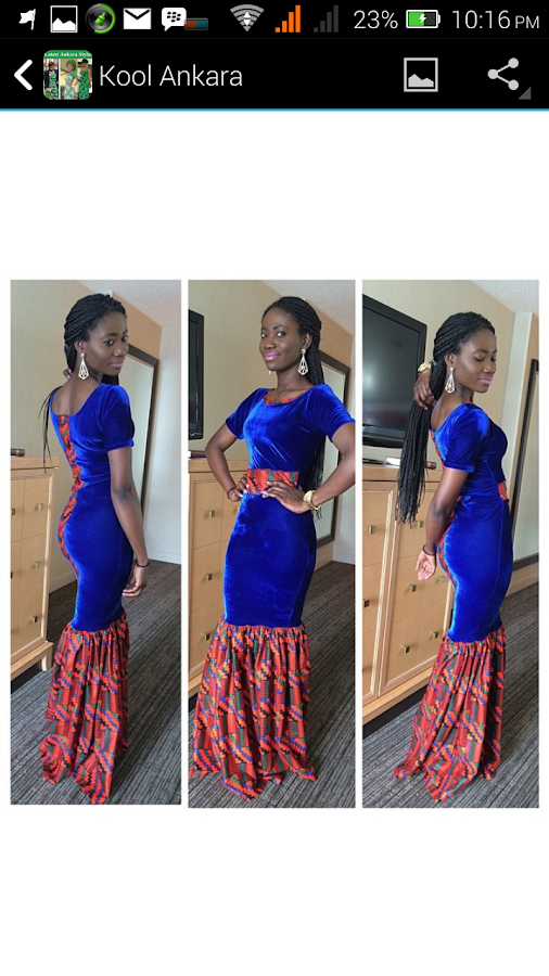Latest Ankara Styles- screenshot
