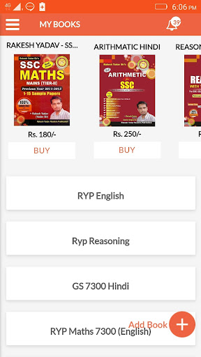 RYP eBook app (apk) free download for Android/PC/Windows screenshot