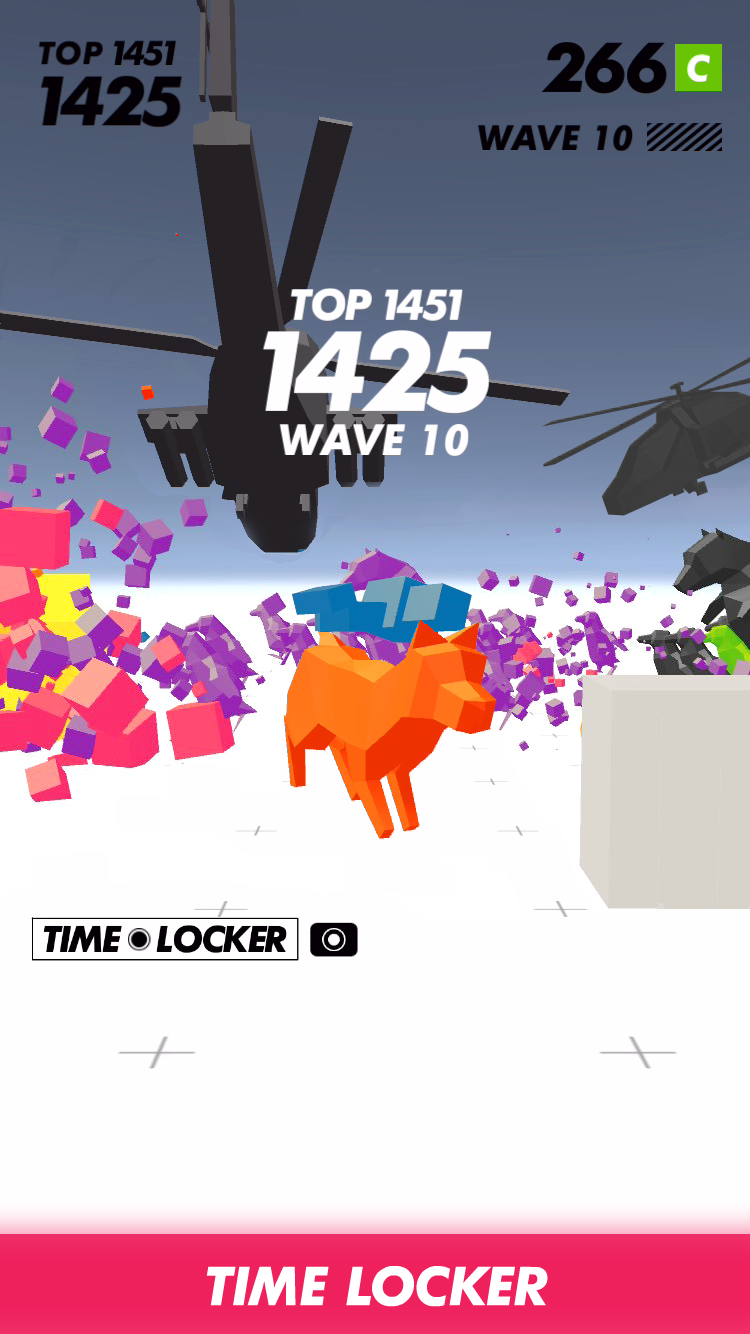 TIME LOCKER - Shooter Screenshot 4