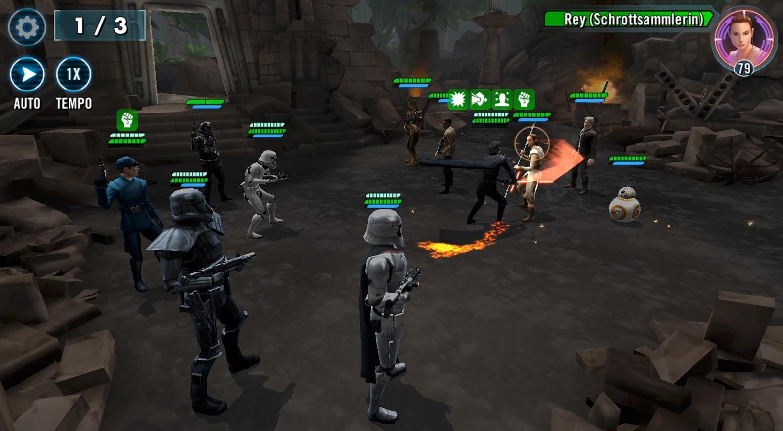 Star Wars™: Galaxy of Heroes – Screenshot
