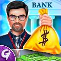 My Virtual Bank ATM  Machine Simulator Game icon