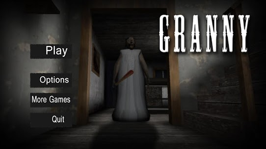 Granny Mod 1.7.3 Apk [Granny Freezes & Doesn't Attack You] 1