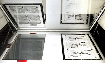 Photo: 04 - Photochemical printing 1