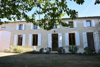 maison à Gourvillette (17)