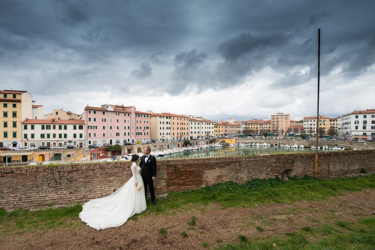 Sposi in Fortezza Nuova