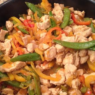 Chinese Chicken Stir Fry