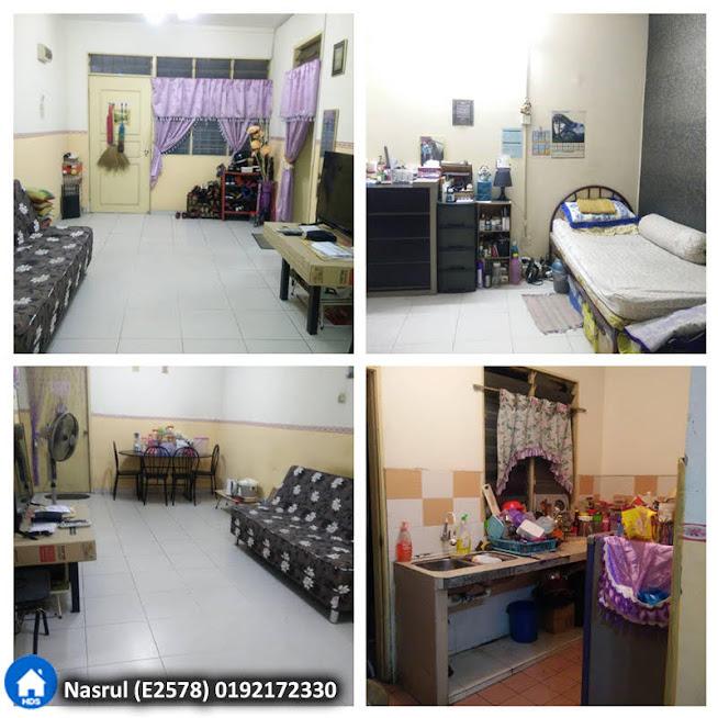 Apartment di Mentari Court, Bandar Sunway