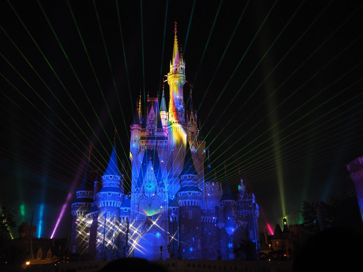 tokyo disneyland once upon a time