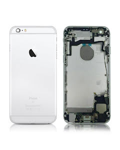 iPhone 6S Back Housing with small parts Original Pulled Silver