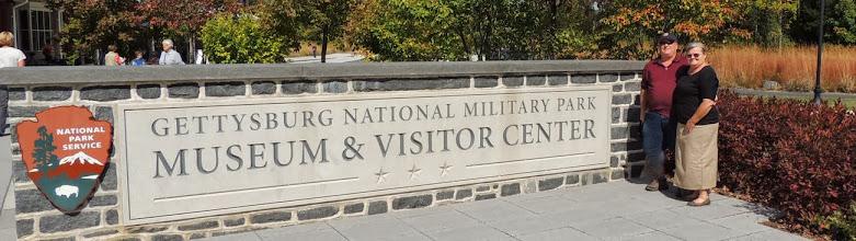Photo: Gettysburg National Park - David - Janice
