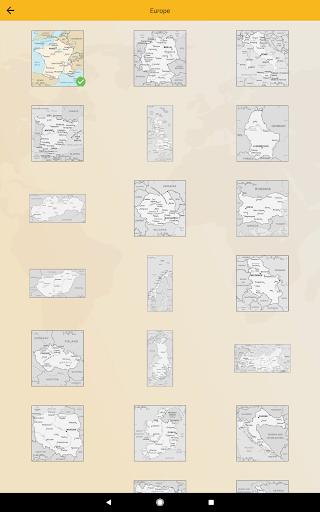 World Geography Quiz: Countries, Maps, Capitals screenshots apkspray 13