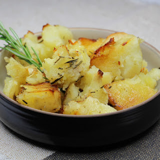 Crushed Potatoes With Rosemary Recipes