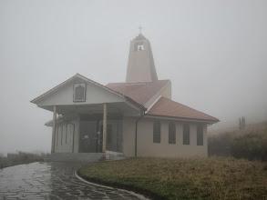 Photo: Chapel at the top