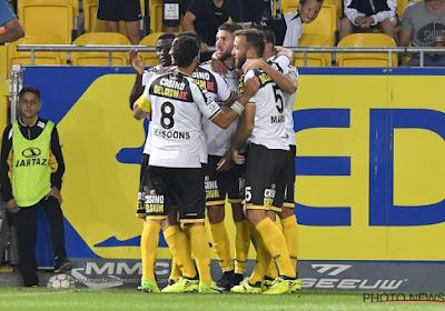 Sporting Lokeren schuift dankzij ruime zege tegen Eupen op in het klasssement