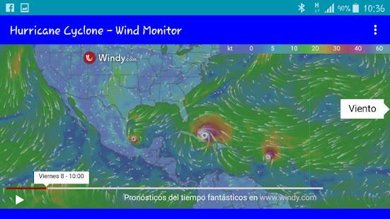 Hurricane cyclone wind monitor apps on google play screenshot image gumiabroncs Choice Image