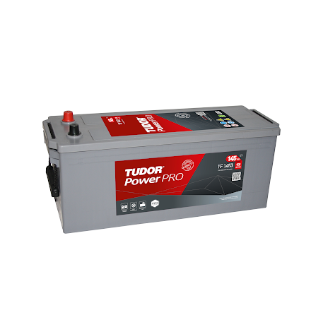 Tudor Startbatteri 12V/145Ah