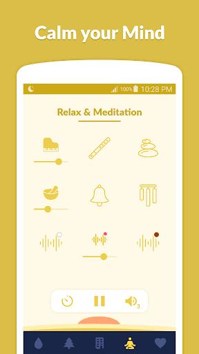 Sleepo: Relaxing sounds, Sleep  screenshots 5