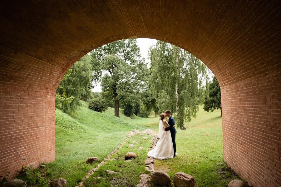 Wedding photographer Aleksandra Kharlamova (akharlamova). Photo of 29.10.2017