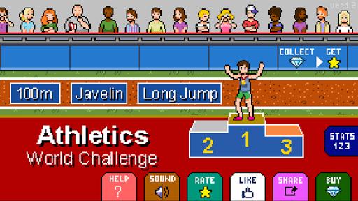 Athletics - World Challenge