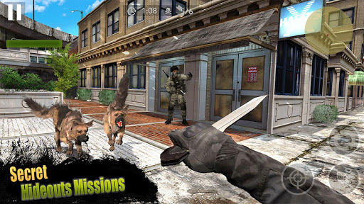 War games 2020: Commando Counter Shooting apkmr screenshots 12