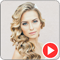 Hairstyles Video Guides icon
