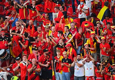 Infections parmi les supporters qui ont assisté au match contre le Danemark : Les supporters belges doivent se faire dépister de toute urgence