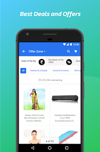 Flipkart Online Shopping App Screenshot
