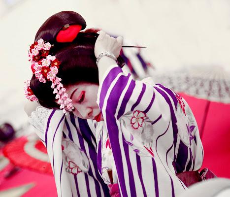 La geisha di Luana Pacìa