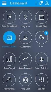 Sales Plan - náhled