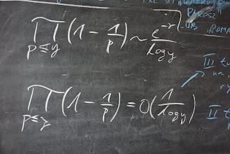 Photo: Paweł Karasek - Metody sitowe w teorii liczb