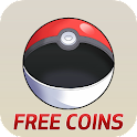Guide for Pokemon Go Coins icon