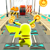 Subway Pikachu City Runner