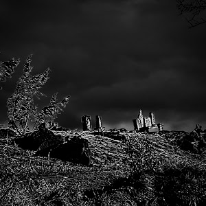 Old Cemetary on a Windy Hill 2.tif