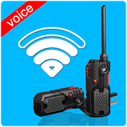 walkie talkie: virtual police radio